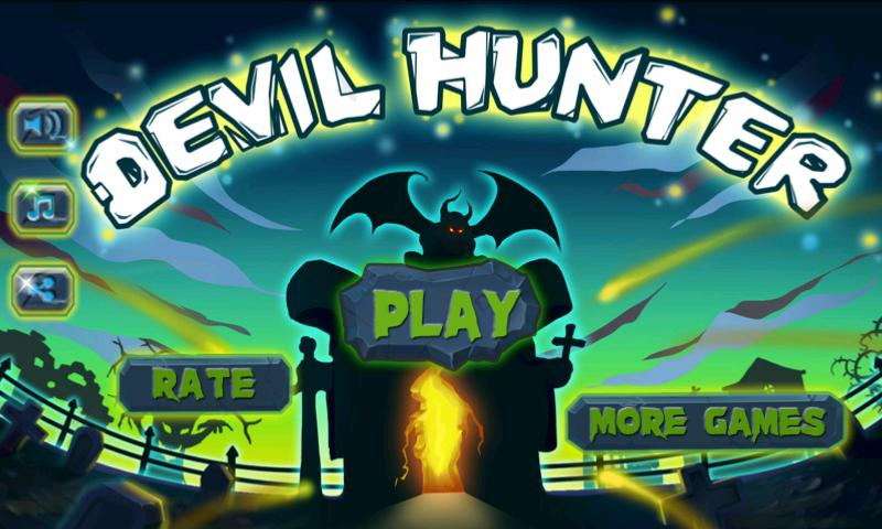 Devil Hunter- screenshot