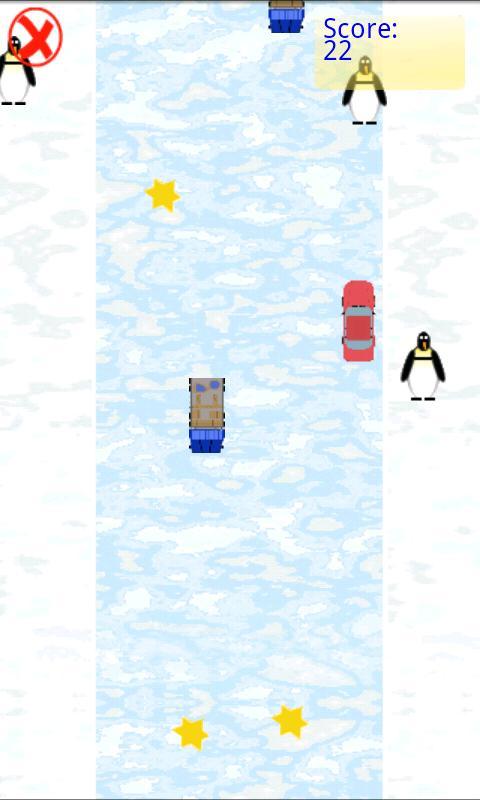 Racing Game- screenshot