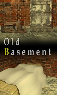 old basement -地下倉庫からの脱出-- screenshot thumbnail