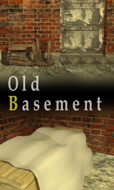 old basement -地下倉庫からの脱出-- screenshot