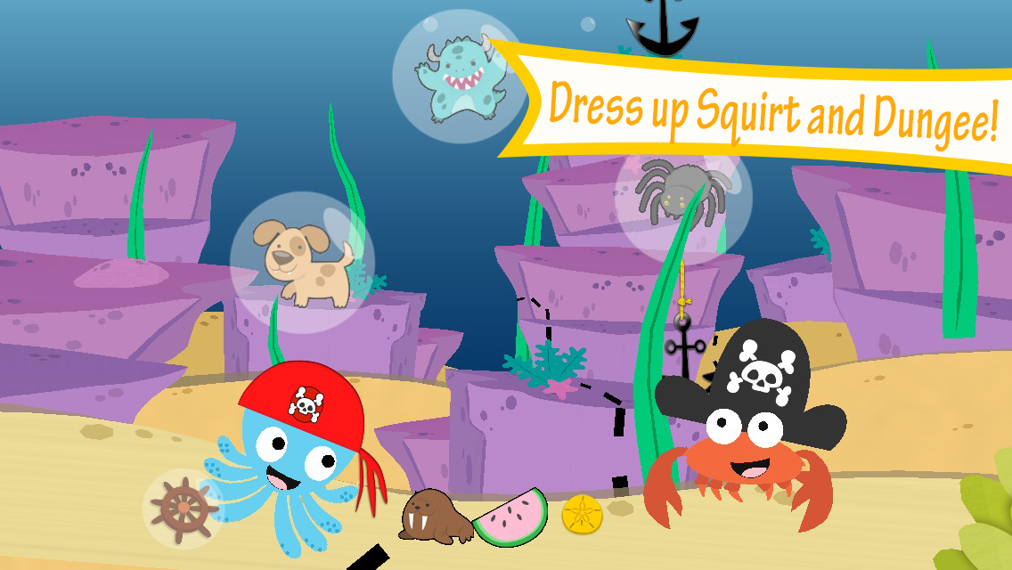 Squirt's Adventure - screenshot