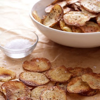 Baked Potato Chips.