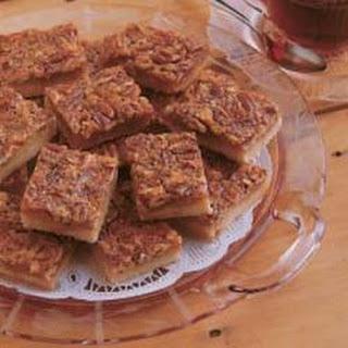 Pecan Squares Cookies