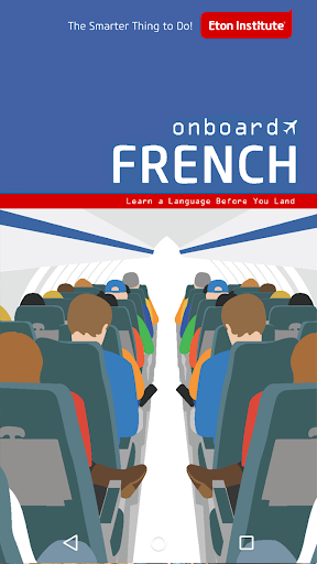 Onboard French Phrasebook