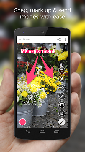 Skitch - Snap. Mark up. Send.