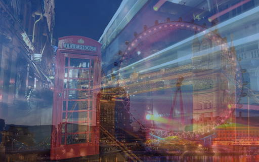 London Photo Frames Editor