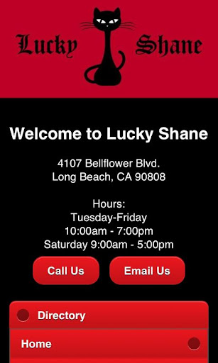 Lucky Shane