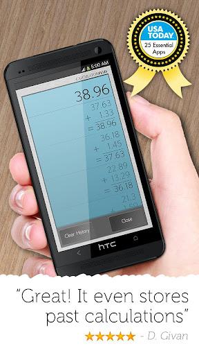 Calculator Plus Free Screenshot