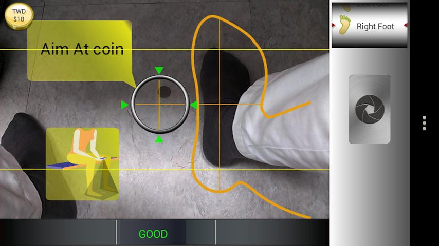 FootFit- screenshot