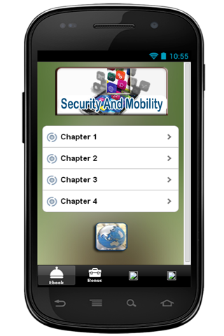 【免費書籍App】Security And Mobility-APP點子