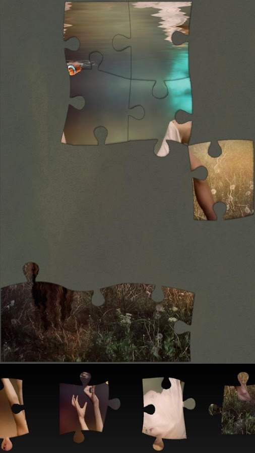 Live Jigsaws Atlantean Odyssey - screenshot