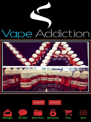 Vape Addiction