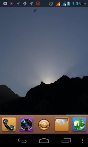 Sunrise Live Wallpaper
