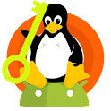 Complete Linux Installer Key icon