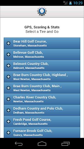Boston Golf|玩運動App免費|玩APPs