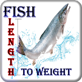 Fish Length to Weight Calc