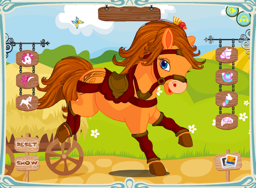 Сute Horse - Dress Bijou