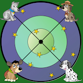 Dogs and darts for children