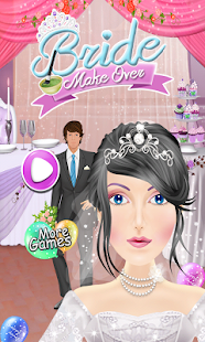 Bride Makeover- screenshot thumbnail