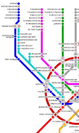 玩書籍App|moskow metro免費|APP試玩