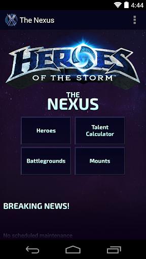 Heroes of the Storm: The Nexus