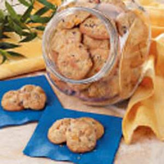 Apricot Chip Cookies Recipe