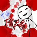StickMan Finger Killer Free icon