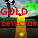 Gold Detector Radar (fun) icon