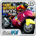 Thumb Motorbike Racing icon