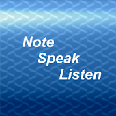 NoteSpeakListen for Deaf.Trial