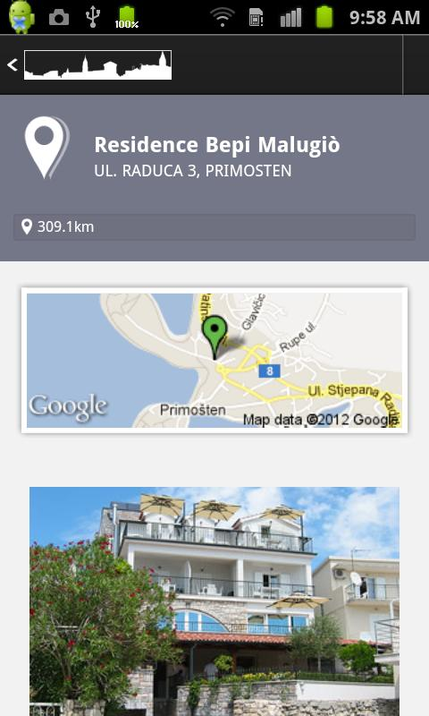iCroatia- Primosten on your pa - screenshot