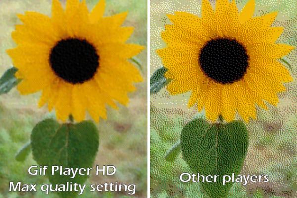 GIF Player HD - screenshot
