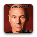 Star Trek Picard Soundboard logo