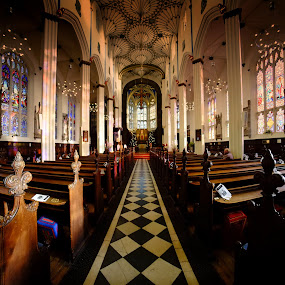 St Johns Edinburgh by Phil Robson - Buildings & Architecture Places of Worship ( scotland, edinburgh, church, st johns )