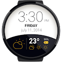 Weather Watch Face icon