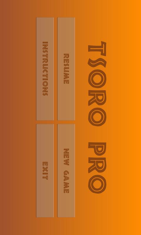 Tsoro Pro - screenshot