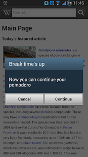 Simple Pomodoro- screenshot thumbnail