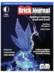 BrickJournal LEGO Fan Magazine