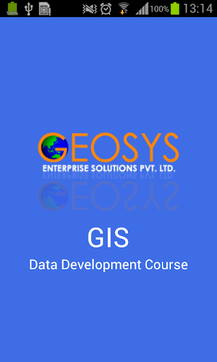 Geosys DDC Training