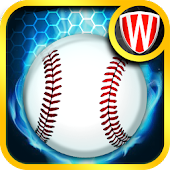 Flick Baseball 3D - Home Run