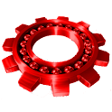 Red Remix for CM7 logo