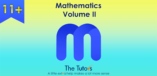 11+ Maths Two by The Tutors LE – Apps bei Google Play