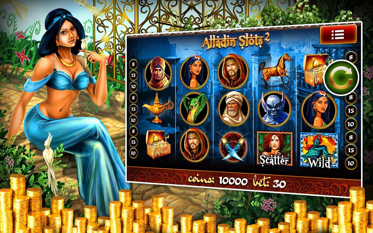 aladdin slots machine