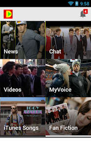 One Direction News,Pics&Music - screenshot thumbnail
