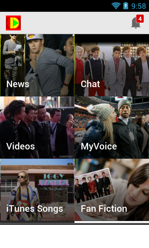 One Direction News,Pics&Music - screenshot