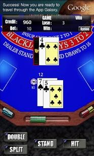 RVG BlackJack Free- screenshot thumbnail
