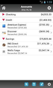 Home Budget with Sync - screenshot thumbnail