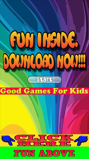 Good Games For Kids