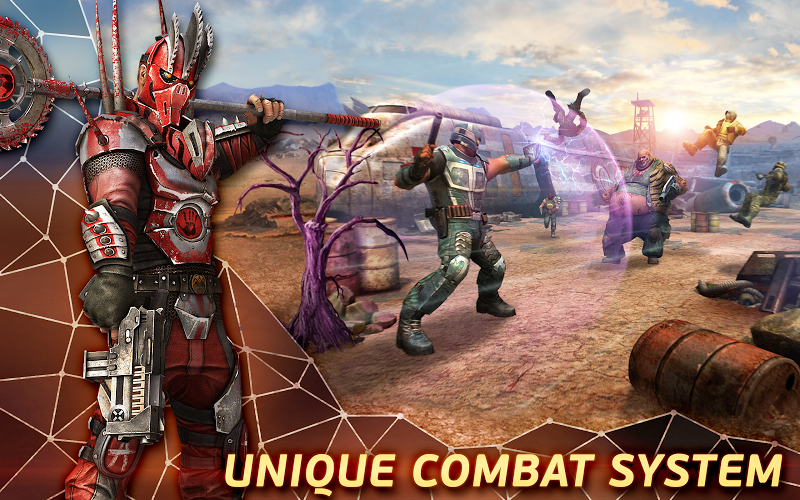 Evolution Battle for Utopia Hack Mega Mod v3.2.3 APK+DATA - screenshot