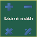 Learn math. icon